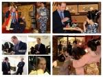 Prince William 訪日 Geisha Samurai 接待カツラを大使に!(追記2)